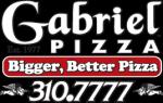 go to Gabriel Pizza