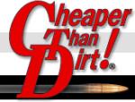 go to Cheaper Than Dirt