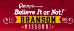go to Ripley's Branson