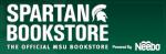 go to Spartan Bookstore