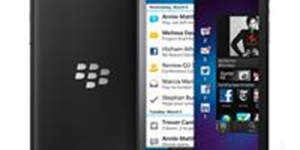 Top 5 Coolest Features in the New BlackBerry Z10