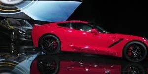 top 5 selling corvette models