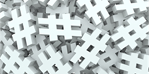 The 5 Most Popular Hashtags of all Time