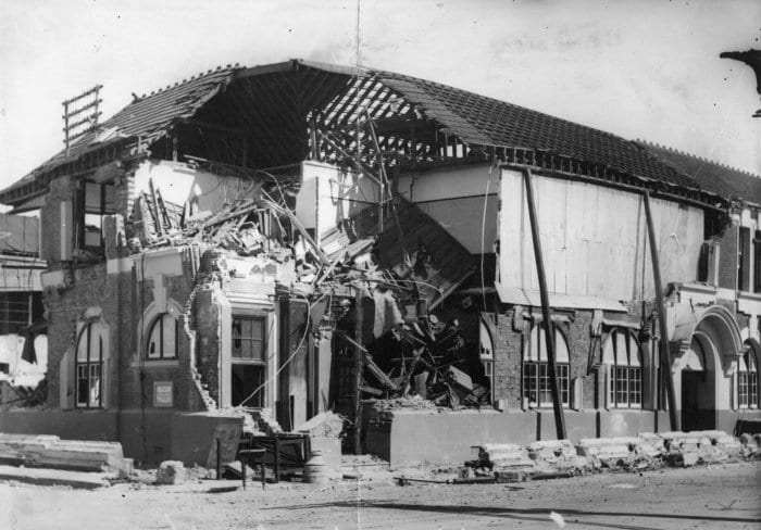 The after-effect of the 1931 Hawkes Earthquake