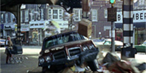 Top 5 Car Chases in a Movie