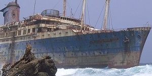 The Top 5 Worst Ship Sinkings of the Last Hundred Years