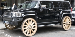 The Top 5 Biggest Wheels on Earth