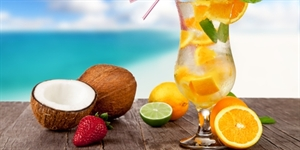 Top 5 Summer Vacation Cocktails