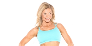 5 Questions With Fitness Model Sharon Polsky