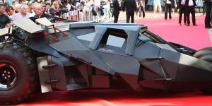 Top 5 Most Recognizable Movie Vehicles