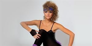 The Top Five Most Unfortunate Fashion Trends of the 80s