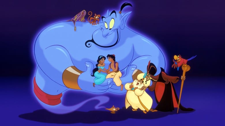 aladdin disney movies