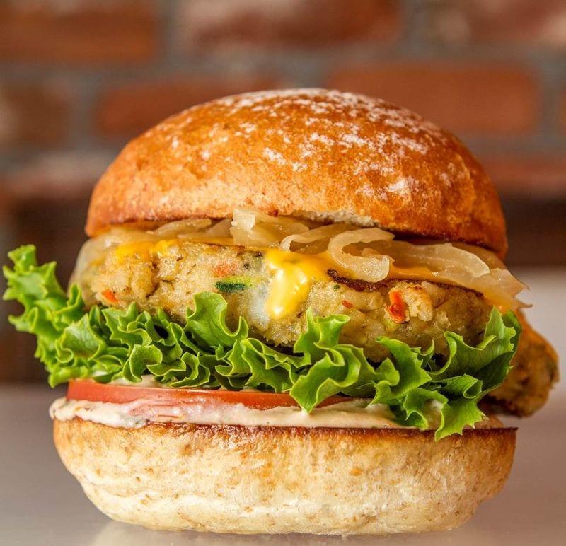 alternative burger recipes quinoa burger