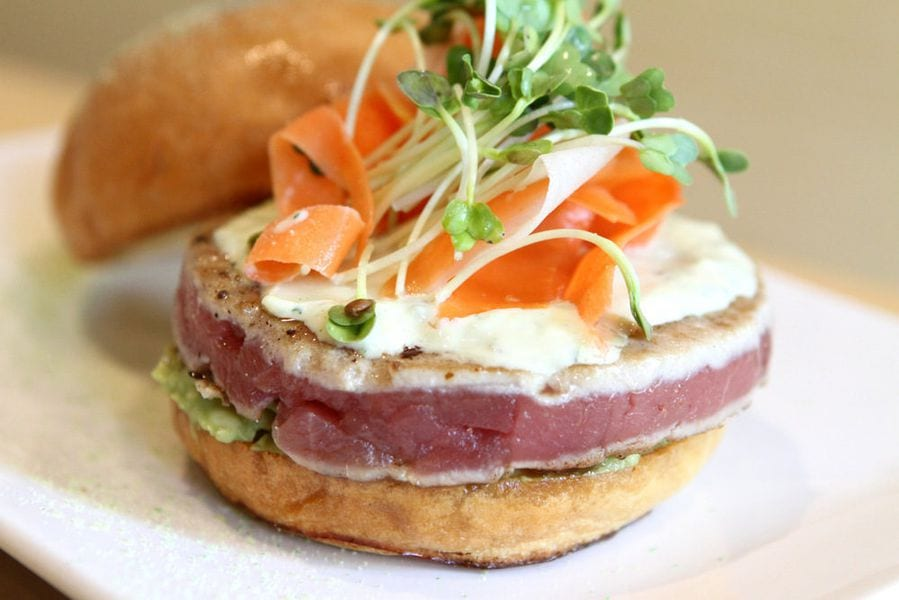 ahi tuna burger alternative burger recipes