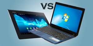 5 Reasons a Tablet Still Cannot Replace Your Laptop
