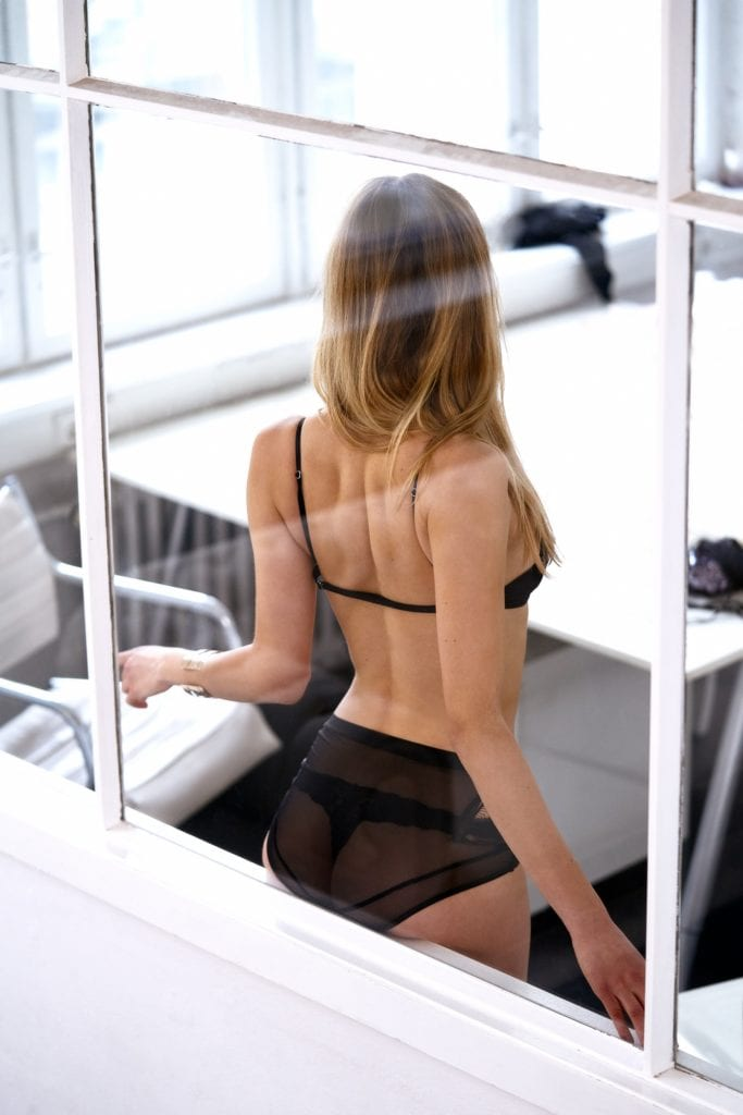 Lingerie can make a bad present when given to the wrong person