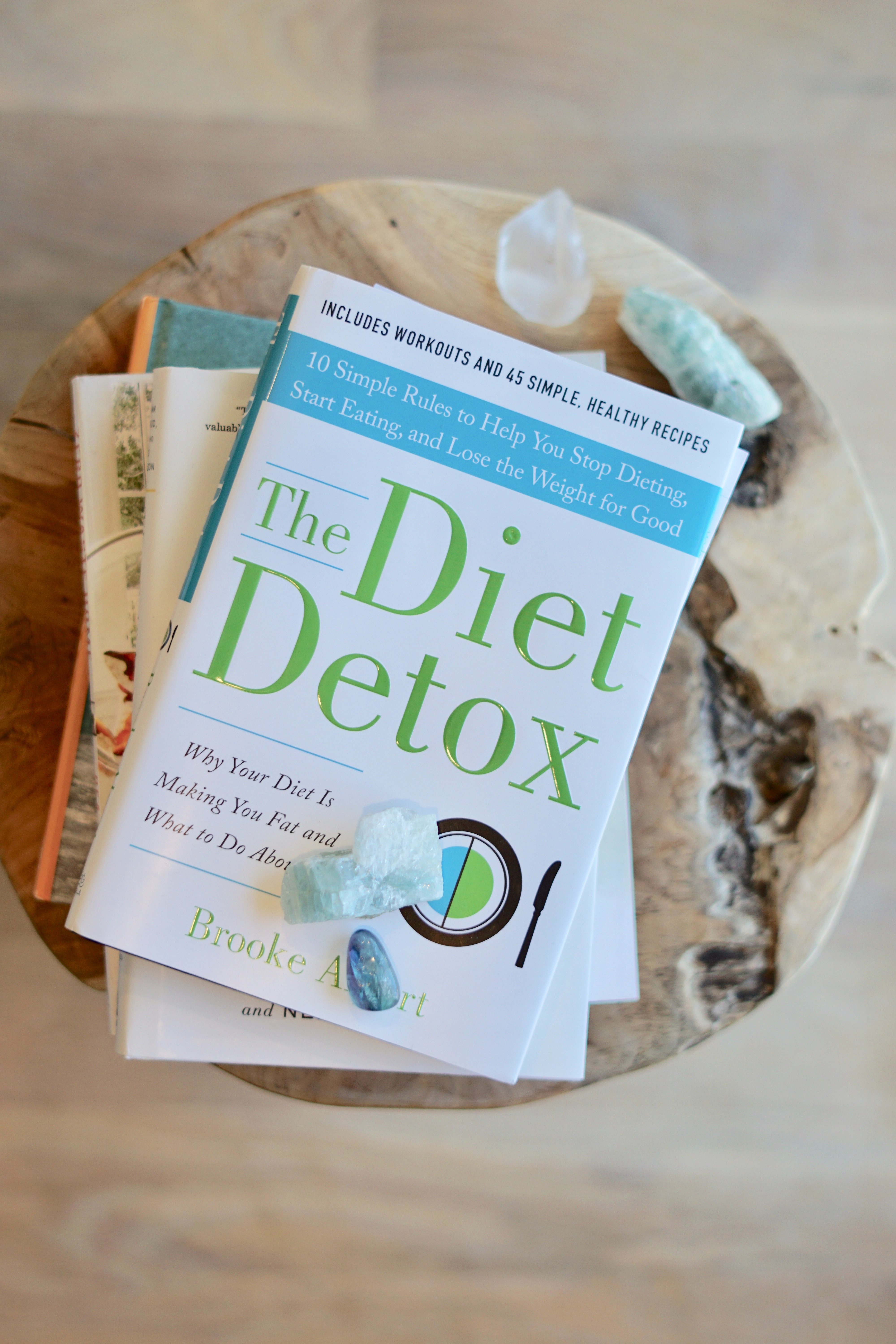 Self-Help and Diet Books