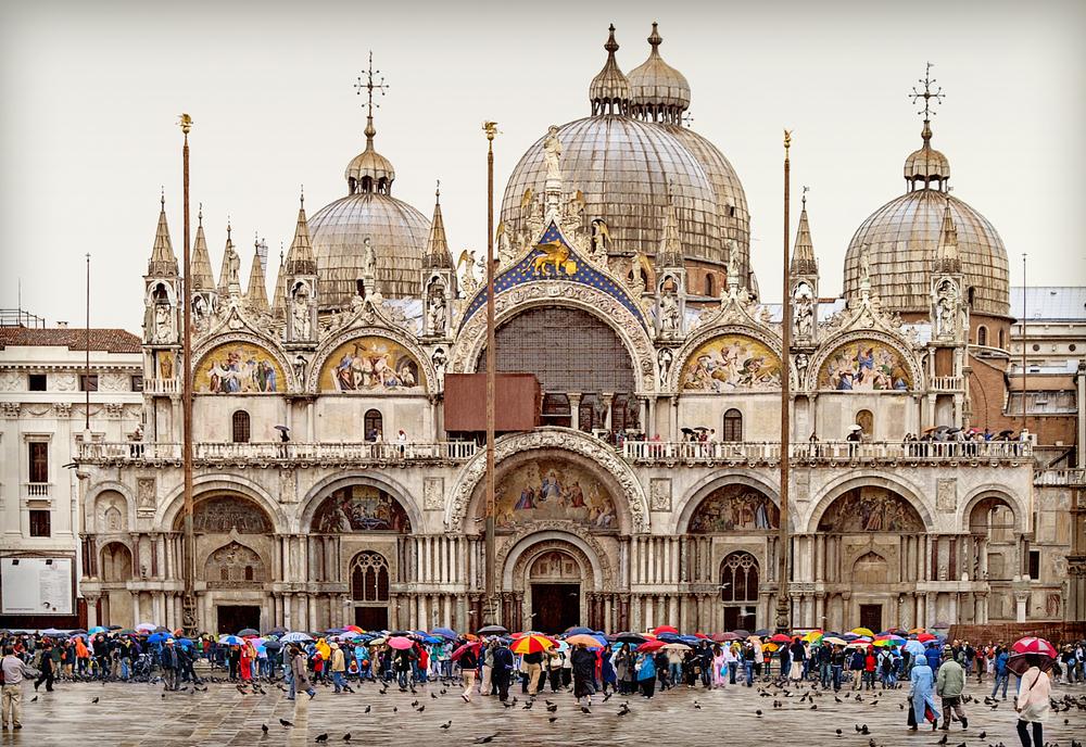basilica di san marco (st. mark's basilica)