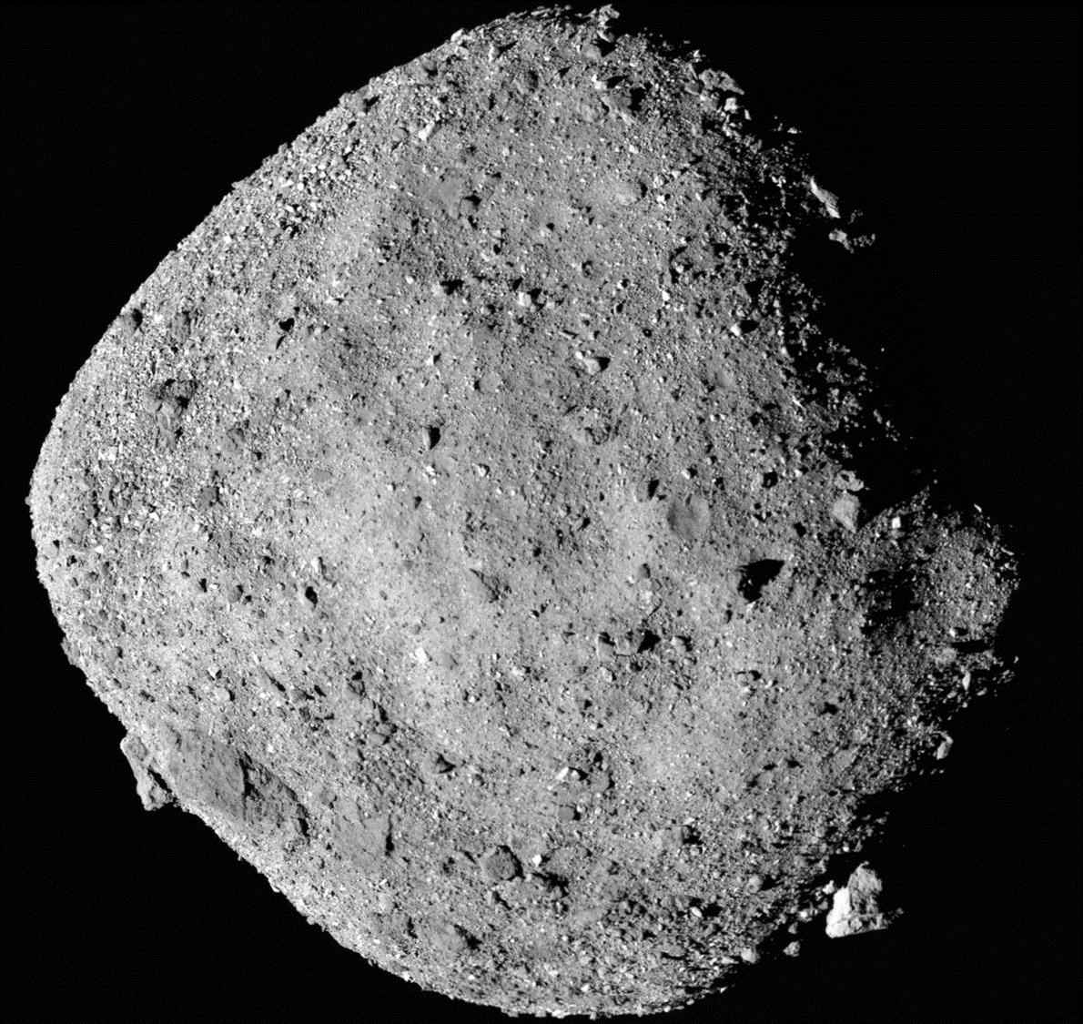 The Bennu Asteroid is not exactly one of the many UFO conspiracies but proof that alien might truly exist