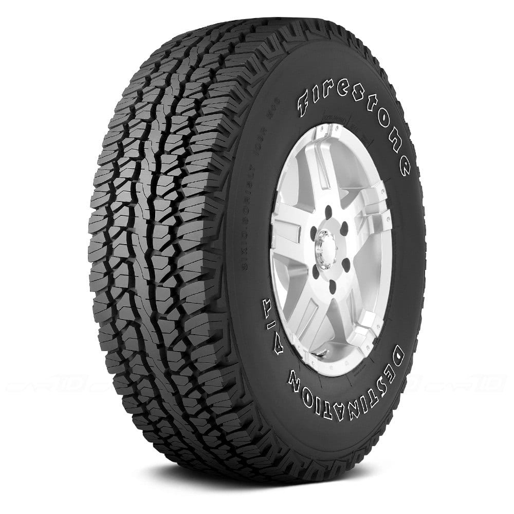 best all-terrain tires firestone destination tires