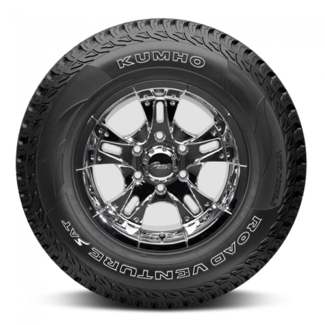 best all terrain tires kumho road venture