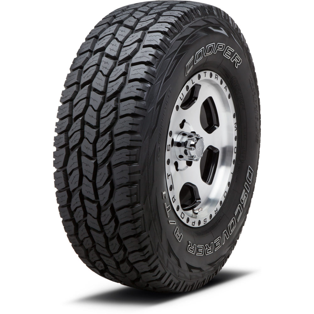 best all-terrain tires cooper discoverer