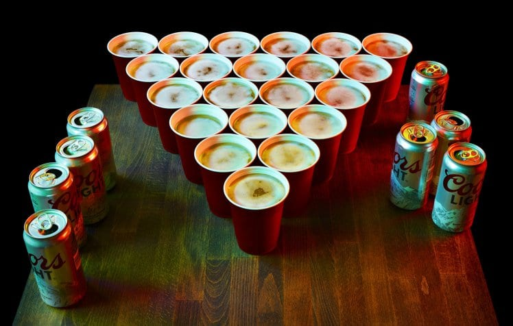 Gearing Up for a Night of Beer Pong? These Are the Best Beers for Those on a Budget