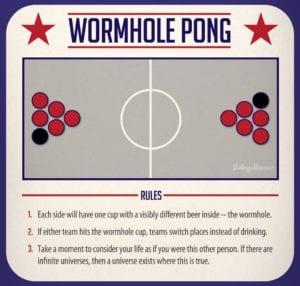 best beer for beer pong