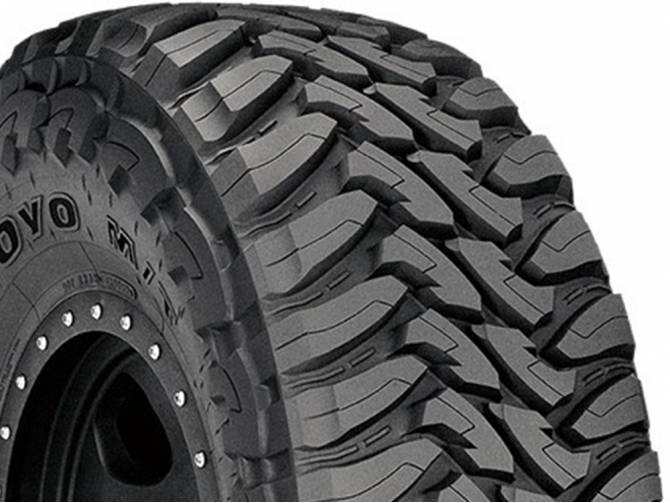 best off road tires toyo