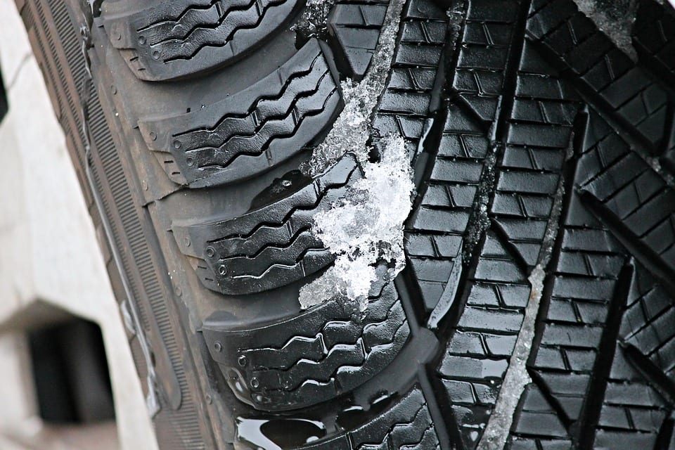 winter tires without studs