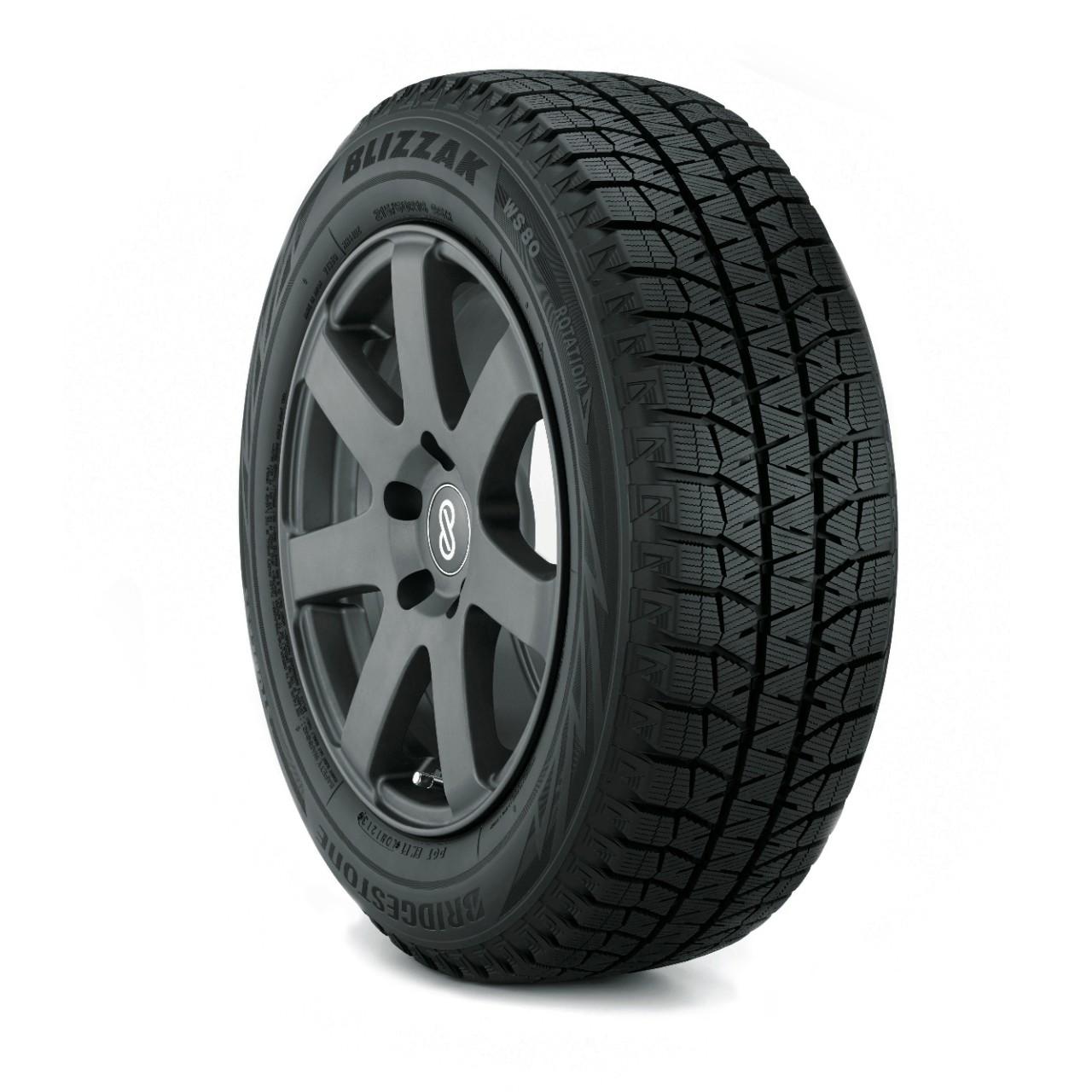 Best winter tires - Bridgestone