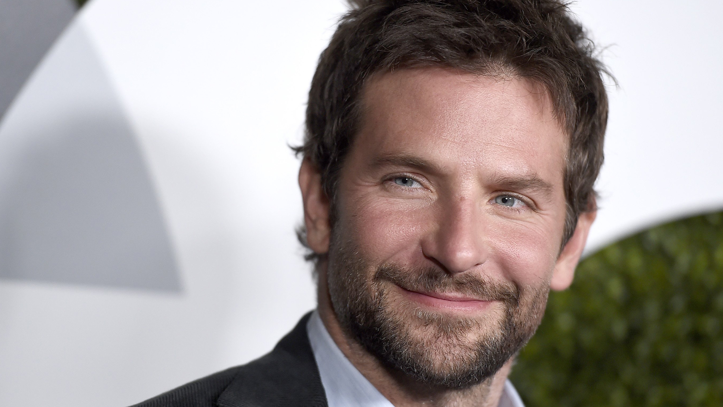 One of the sexiest male celebrities is Bradley Cooper