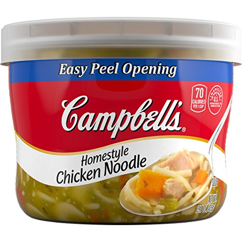 campbells soup best microwave snack