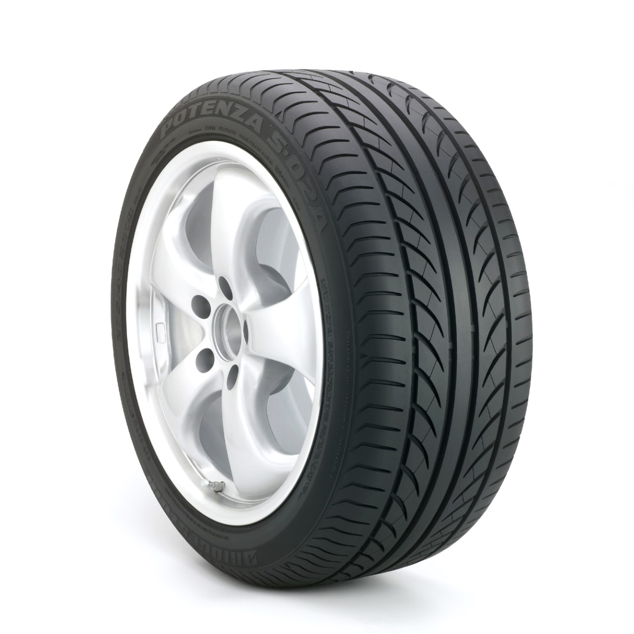 Car tires for rain - bridgestone