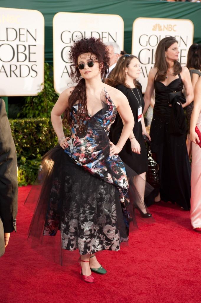 celebrity fashion fails helena bonham carter