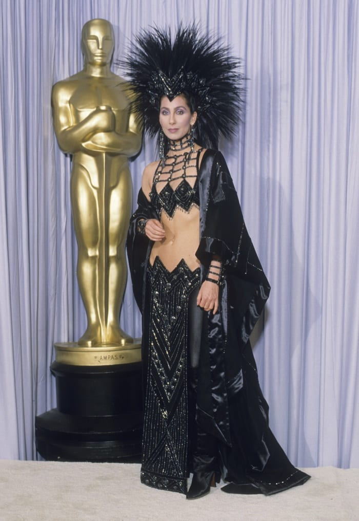 celebrity fashion fails cher