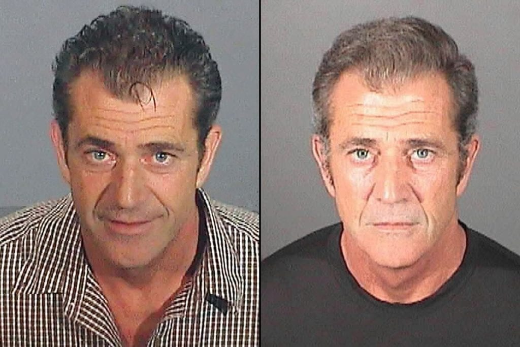 Pretty As a Picture: Top 25 Celebrity Mug Shots
