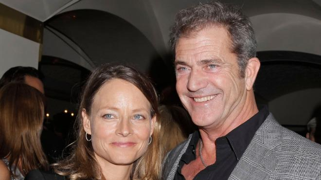 Celebrity Scandals - Mel Gibson and Jodi Foster