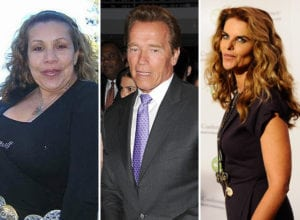 Arnold Schwazenegger - Celebrity Scandals