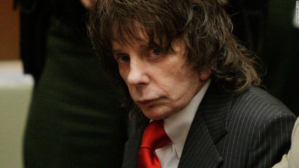 Phil Spector - Celebrity Scandals