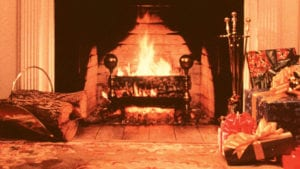The burning of the Yule log is one Christmas tradition nobody really know its origin