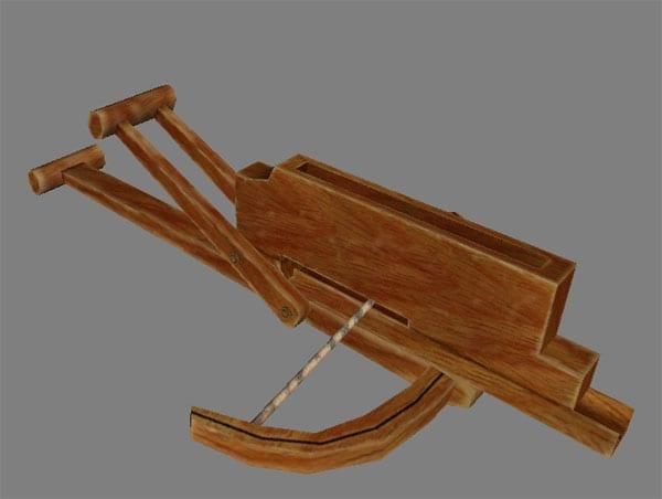 chu ko nu historical weapons