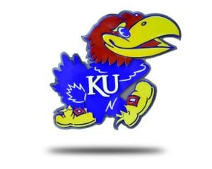 Mascot & Logo of the JayHawks - Kansa Jayhawks have one of the best college basketball programs