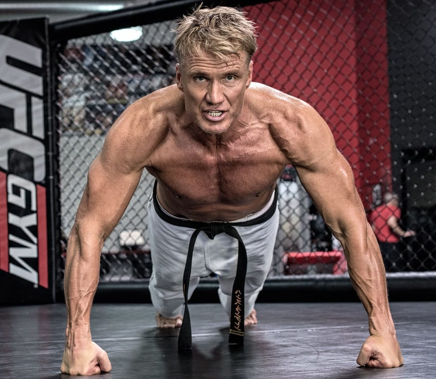 Dolph Lundgren is popular for his action films but Lundgren is also one celebrity who lives a double life as a genius