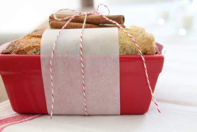 Cheap and easy Christmas presents you can make yourself: Tea Bread