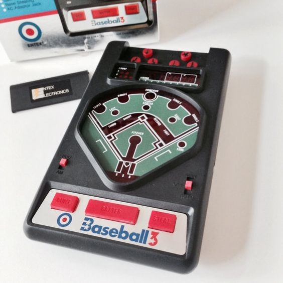Entex - Electronic Baseball 3