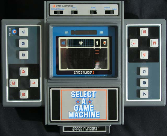 entex - select-a-game machine (1981)