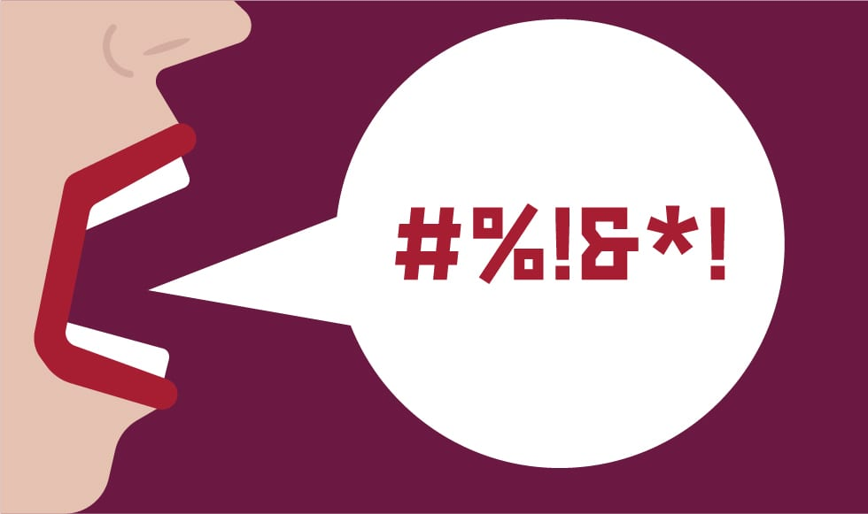 expletive words