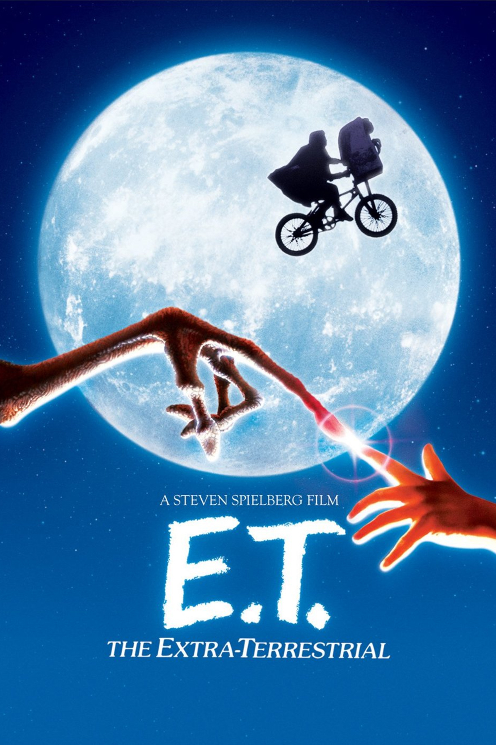 ET is considered as one of the Steven Spielberg's best films and a personal project too