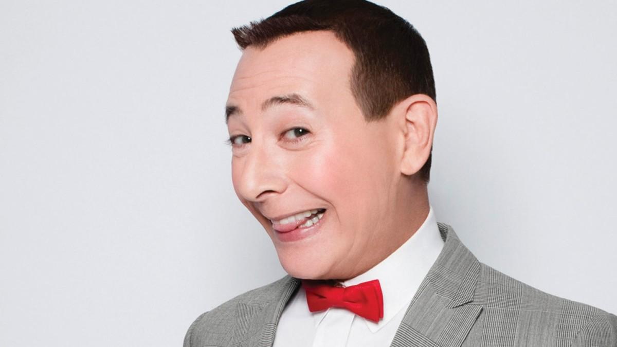 Pee-wee herman was one the famous who did unexpected jobs - Herman was a door to door salesman
